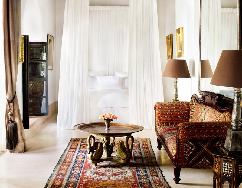L 39 hotel marrakech by jasper conran luxury hotel in marrakech for Decore hotel jasper